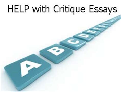 How to make critique paper